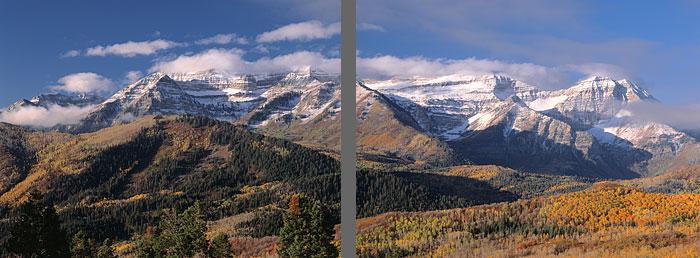 Photographs Wasatch Mountains Utah By David Whitten Alta